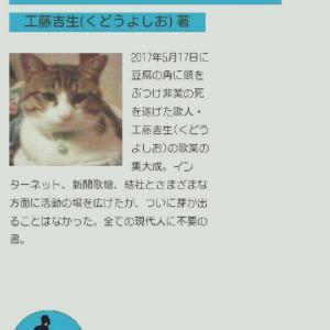 人狼・ぼくは(30首)  ◆工藤吉生ブログ歌集<8章>