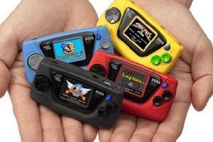 【速報】セガの新ハード「ゲームギアミクロ」各4本のタイトルが入って4980円、10月6日発売!