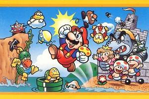 日本で有名なゲームキャラ「キノコ好きのおっさん」「速いハリネズミ」