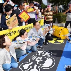韓国が日本のイメージを低下させる狙いか?五輪を控え韓国政府が「福島原発汚染水海洋放出問題を国際舞台で公論化」日本外務省が対処へ 韓国の反応