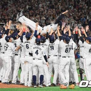 [プレミア12]韓国人「日本列島が大興奮!」決勝で日本が韓国を破り、10年ぶりに涙の世界制覇! 韓国の反応