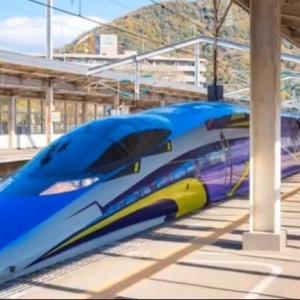 韓国人「日本の高速鉄道が凄すぎる‥エヴァ新幹線「500 TYPE EVA」の姿をご覧ください 韓国の反応