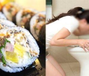 韓国人「韓国で海苔巻きを食べた客83人が集団食中毒!サルモネラ菌が原因だった事が確認される」 韓国の反応