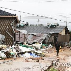 【悲報】韓国人「韓国で貯水池堤防が崩壊!貯水池の崩壊で下流の村が焦土化!」 韓国の反応