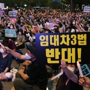 韓国人「8日18時から大規模ろうそく集会を実施へ」不動産業界の民心、怒り心頭! 韓国の反応