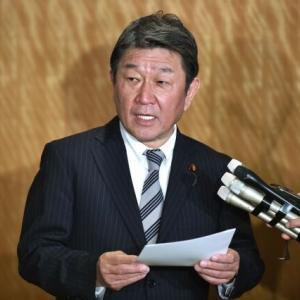 文在寅大統領「日本は韓国の親しい友人」→茂木外相「国際法違反は韓国」茂木外相、文大統領の書簡に従来の立場を繰り返す 韓国の反応