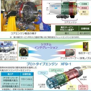 【動画あり】韓国人「戦犯国日本が開発したXF9-1エンジンが凄すぎる‥推力15トン以上(ブルブル)」→「韓国も開発可能ですが・・」 韓国の反応