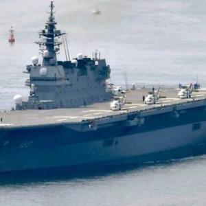韓国人「米海兵隊が日本を称賛!」76年間空母なかった日本を米軍が称賛する理由がマジでヤバ過ぎた‥ 韓国の反応