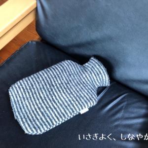 乳がん4年生36日目(湯たんぽ出しました♡)