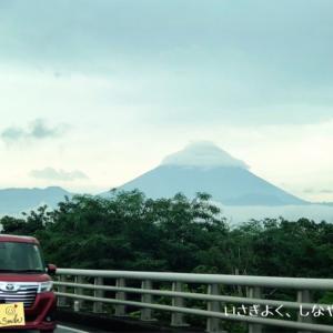 乳がん5年生323日目(今日の富士山)