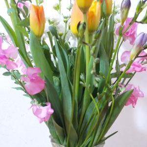 花は「希望の象徴」