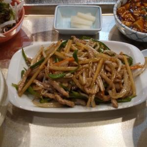 お気に入りの中華ランチ