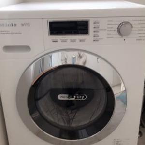 ミーレ洗濯機のお話