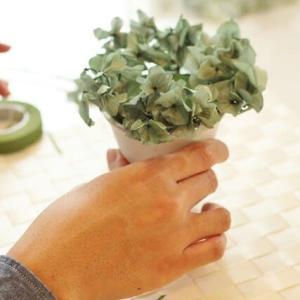 お色や花器が選べる体験レッスン☆プリザーブドフラワー