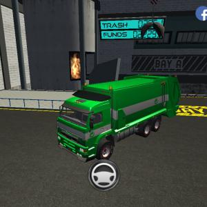 【Trash Truck Simulator】(#240/114)たこの日配信