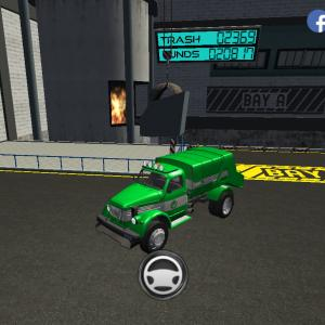 【Trash Truck Simulator】(#242/116)なし(梨)の日配