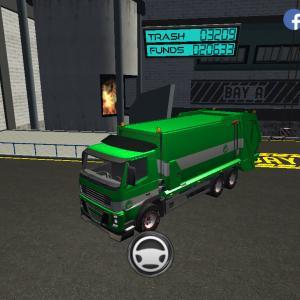 Trash Truck Simulator(#243/117)穴子の日配信