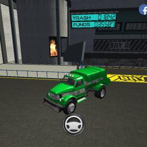 Trash Truck Simulator(#252/126)ゼリーの日配信