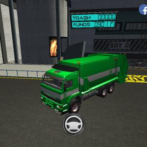Trash Truck Simulator(#281/146)マッシュルームの日配信
