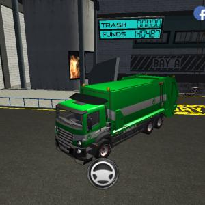 Trash Truck Simulator(#317/189)世界の法方の日配信