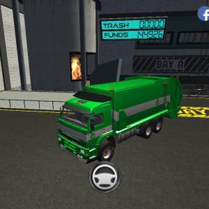 Trash Truck Simulator(#321/192)競馬の日配信