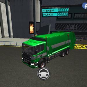 Trash Truck Simulator(#324/195)トークの日配信