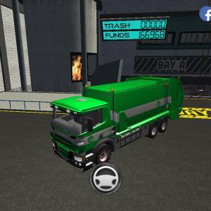 Trash Truck Simulator(#335/206)くるみの日配信