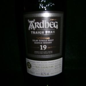 アードベッグ19年 トリーバーン
