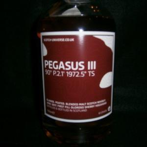 ペガサスⅢ 61.0° スコッチユニバース