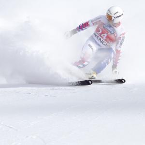 アルペンスキー世界選手権2021開催中