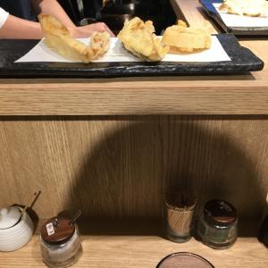 天ぷらとワイン大塩さん