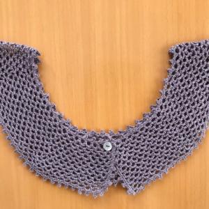 かぎ針編み入門科 2