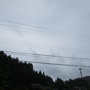 【 天気に一喜一憂して 】