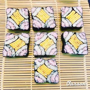 太巻き祭り寿司レッスン