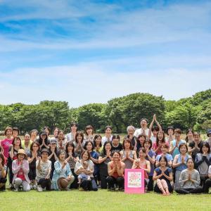10/7(木)昭和記念公園パークヨガ  今のところ、開催予定です