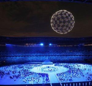 オリンピック開幕! テクノロジーに・・・