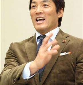 勝手に鑑定シリーズ! 長嶋一茂さんを観てみる。。。