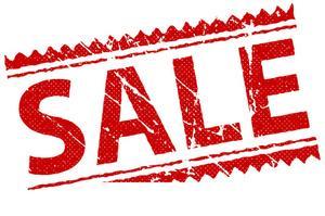 消費税増税前、夏休み最終セールのお知らせです!