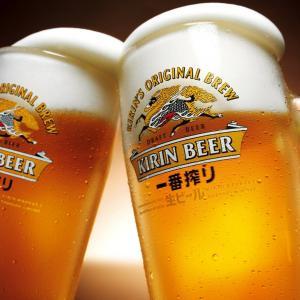 選べるビールは楽市だけ