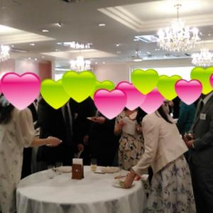 昨日、NNR主催婚活パーティーに参加しました