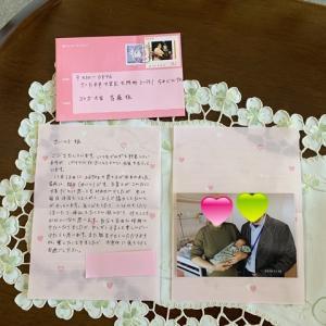 嬉しいお手紙がコラボ大宮に届きました