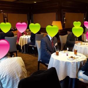 本日、コラボ大宮イベント、婚活パーティーです