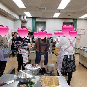 2月のコラボ大宮イベントは花嫁修業お料理教室です