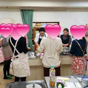 今月のコラボ大宮イベントのお料理教室のメニューが決まりました