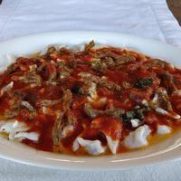 トルコ風水餃子を食べるならここ<Turkish Ravioli Restaurant>