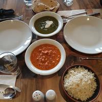 カッパドキアで本格インド料理<Namaste>