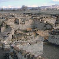 アナトリア最古の中心都市<キュルテペ遺跡>