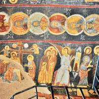 カッパドキアの秘境にある隠れ家教会<聖ジーン教会>