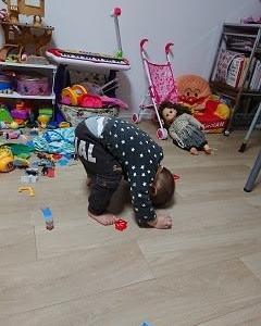 弐太郎、1歳4ヶ月
