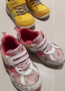 幼稚園で靴まちがい